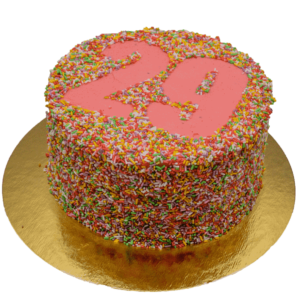 pasteles personalizados sprinkles