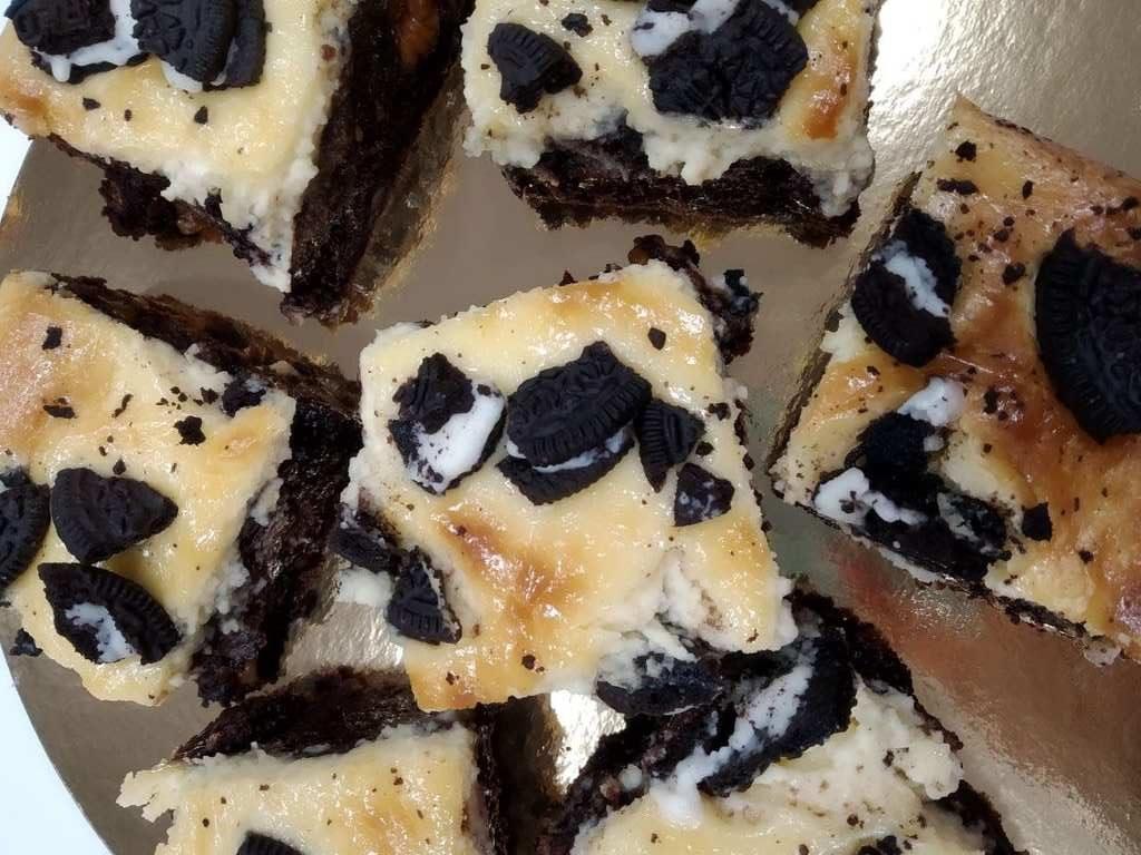 Los mejores brownies de valladolid en la pasteleria de patty