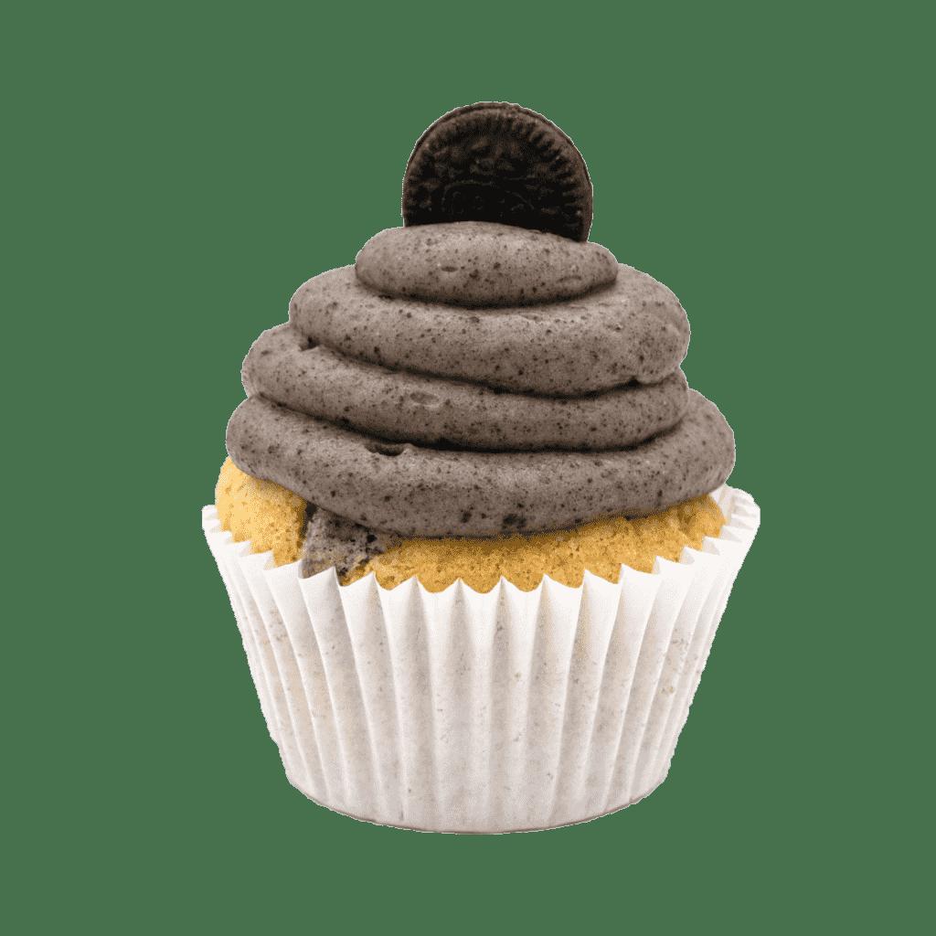 cupcake personalizados oreo en la pasteleria de patty en valladolid