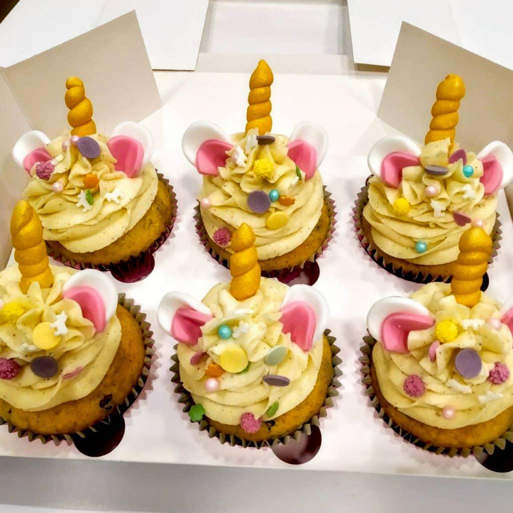 cupcakes personalizados en valladolid en la confiteria patty