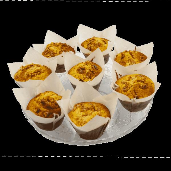 dulces en valladolid con forma de muffin