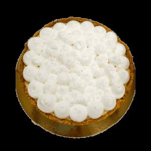Deliciosa tarta de limon en la pasteleria de valladolid patty